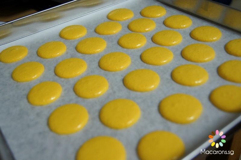 Singapore Macarons Tasting