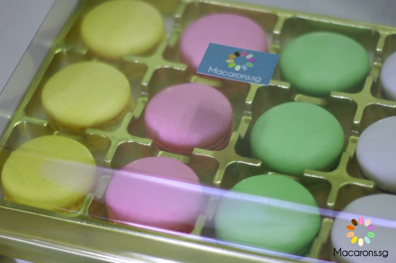 Singapore Macarons Gift Sets