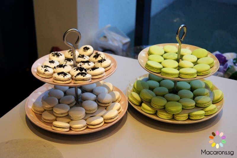 Birthday Macarons In Singapore