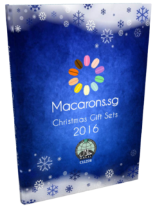 Christmas Macarons In Singapore
