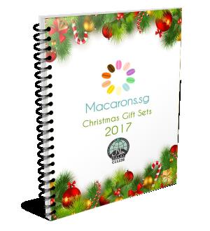 Singapore Christmas Macarons 2017