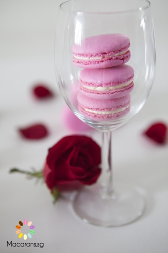 Colorado Rose Singapore Macarons