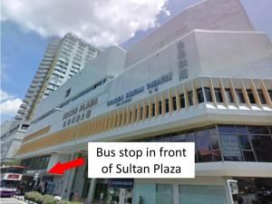 Macarons.sg Bus Stop