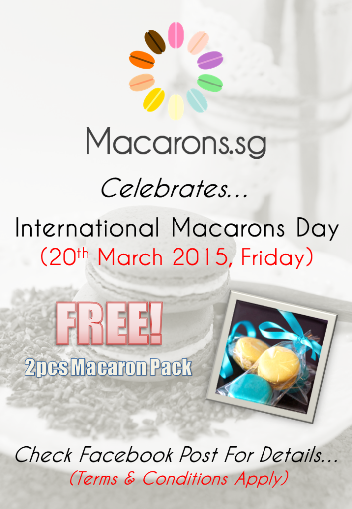 International Macarons Day 2015