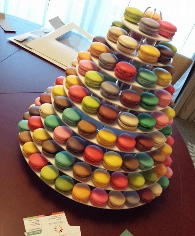 Macaron Towers