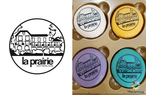 Laprairie Corporate Macarons In Singapore
