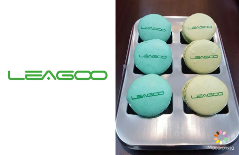 Leagoo Printed Macarons In Singapore