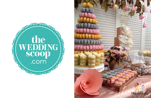 The Wedding Scoop Macarons In Singapore