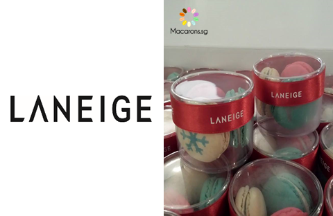 Laneige Corporate Macarons In Singapore