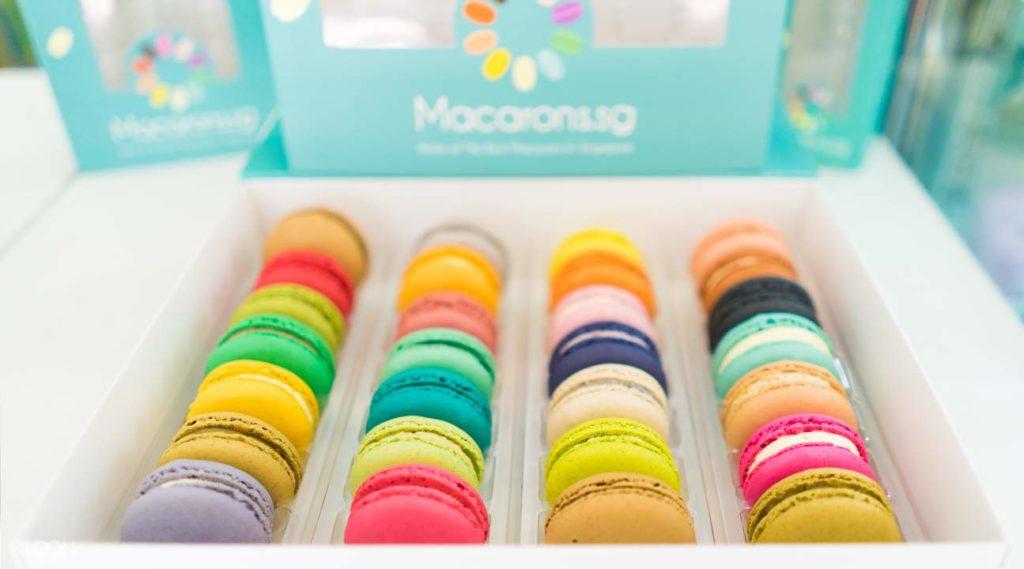 cheap macarons Singapore