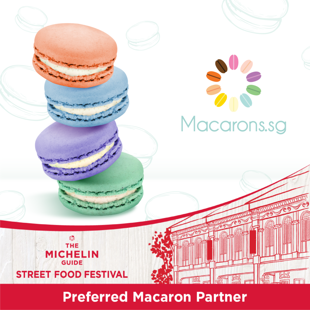 Michelin Guide Macarons