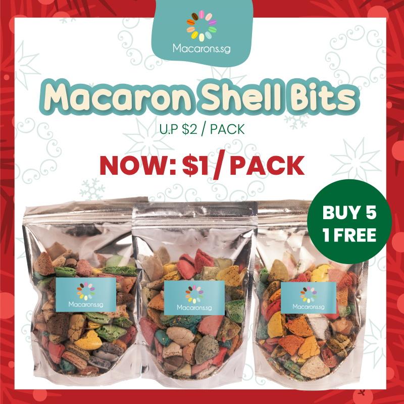 Macarons.sg Shell Bits