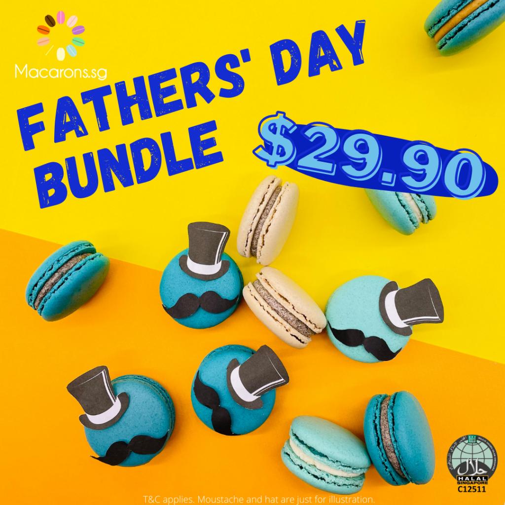 Macarons.sg Fathers Day Bundle